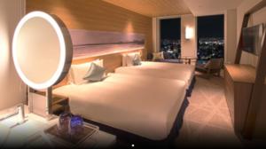 名古屋プリンスホテル無料宿泊